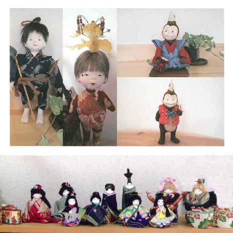 創作人形 和(なごみ)教室展