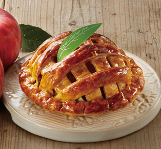 北海道産りんごの贅沢アップルパイ