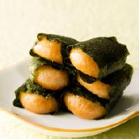 風味豊かな有明海苔のいそべ餅
